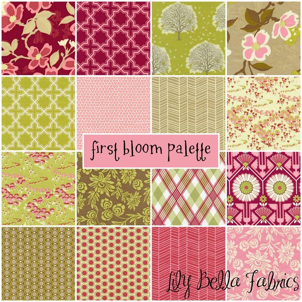 Joel Dewberry / Modern Meadow / First Bloom Palette