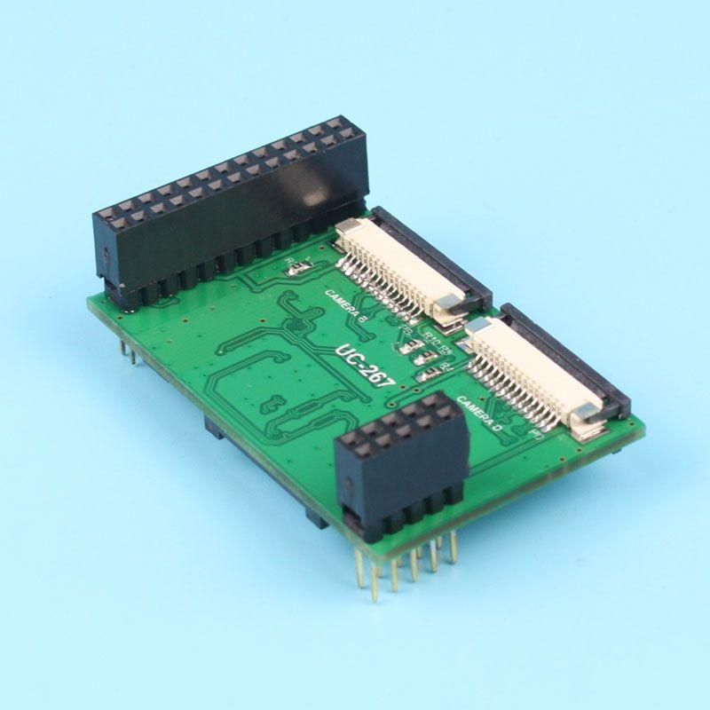 Multi Camera Adapter Module for Raspberry Pi | Arduino Based