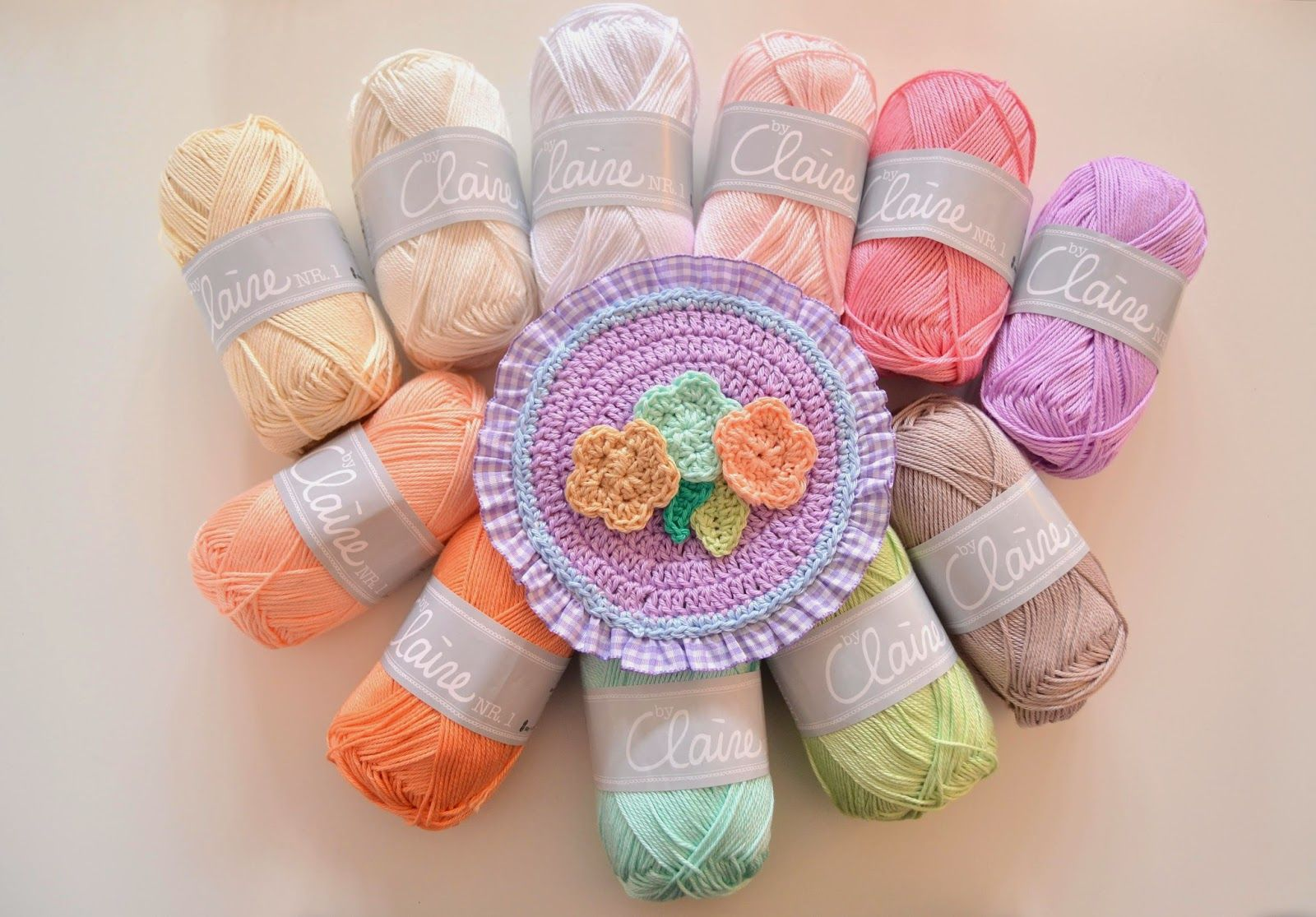 Haken En Meer Things I Love Love Croché Lana Punto