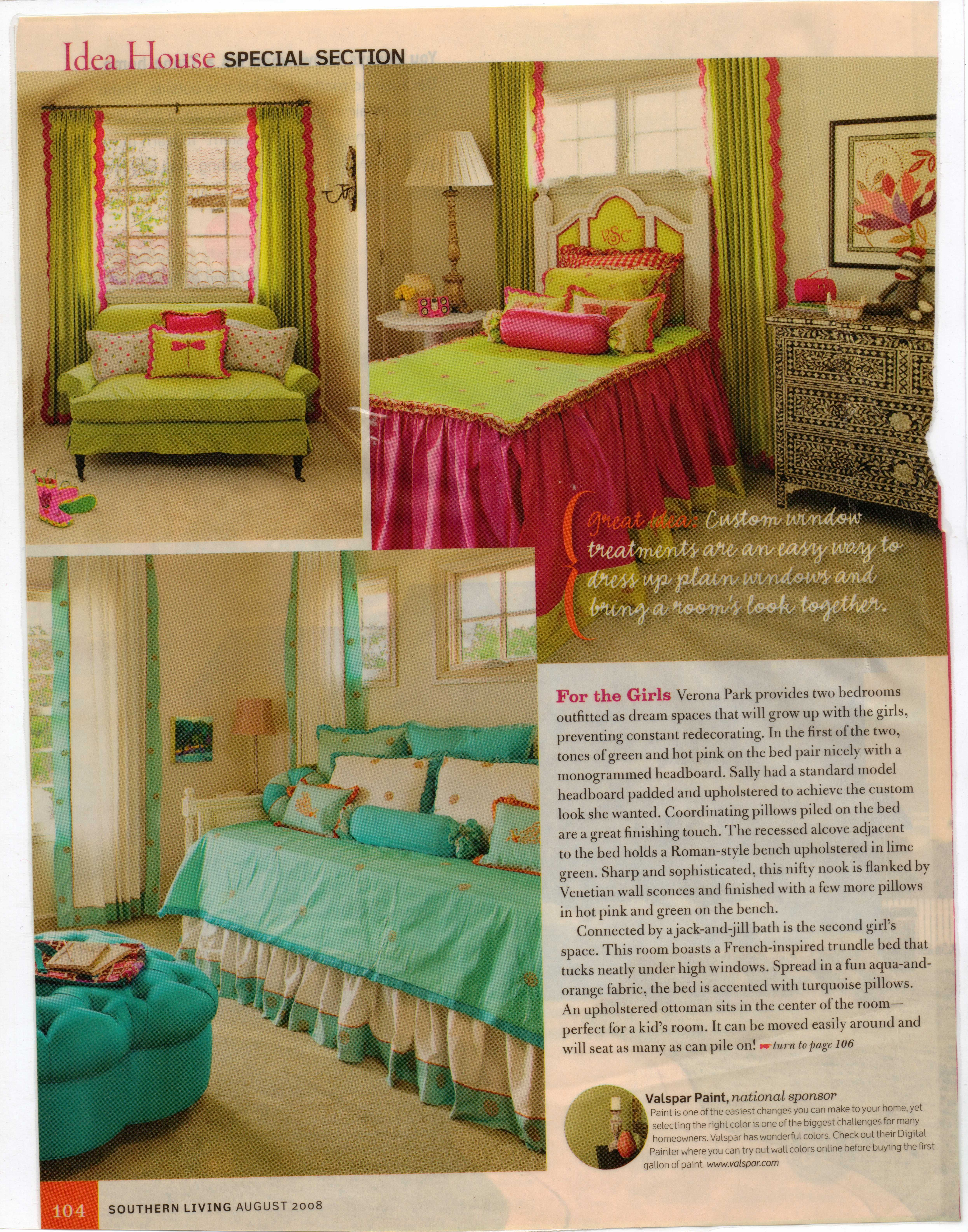 Pink And Green Bedroom Designs Pleasing Pink And Green Girls Room  Rooms I Love  Pinterest  Green Girls 2018