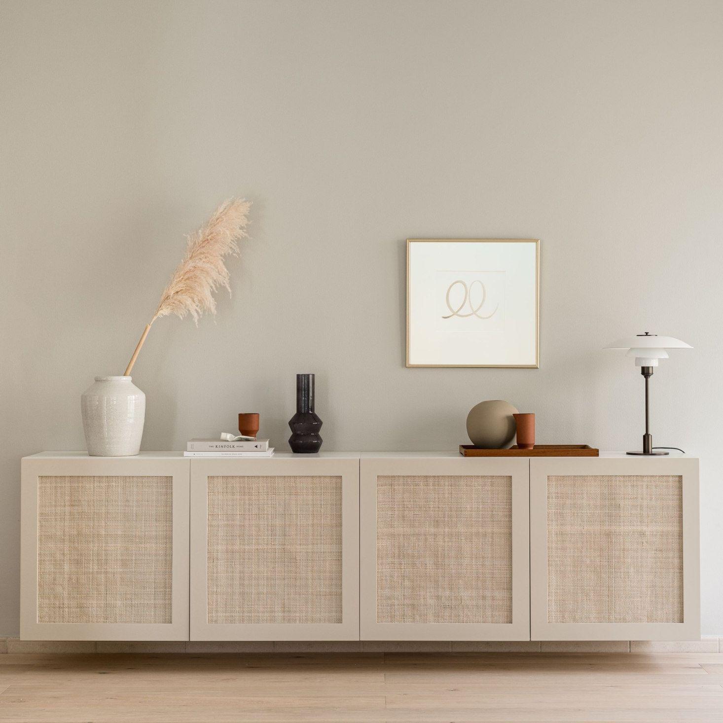 Photo of Einfache Ikea-Hacks mit Cane: 8 stilvolle DIY-Projekte mit gewebtem Rattan – Furniture