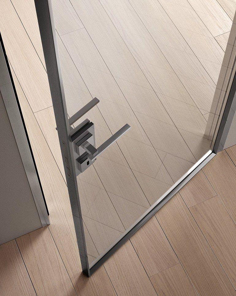 HINGED GLASS AND ALUMINIUM DOOR G-LIKE | HINGED DOOR | GIDEA