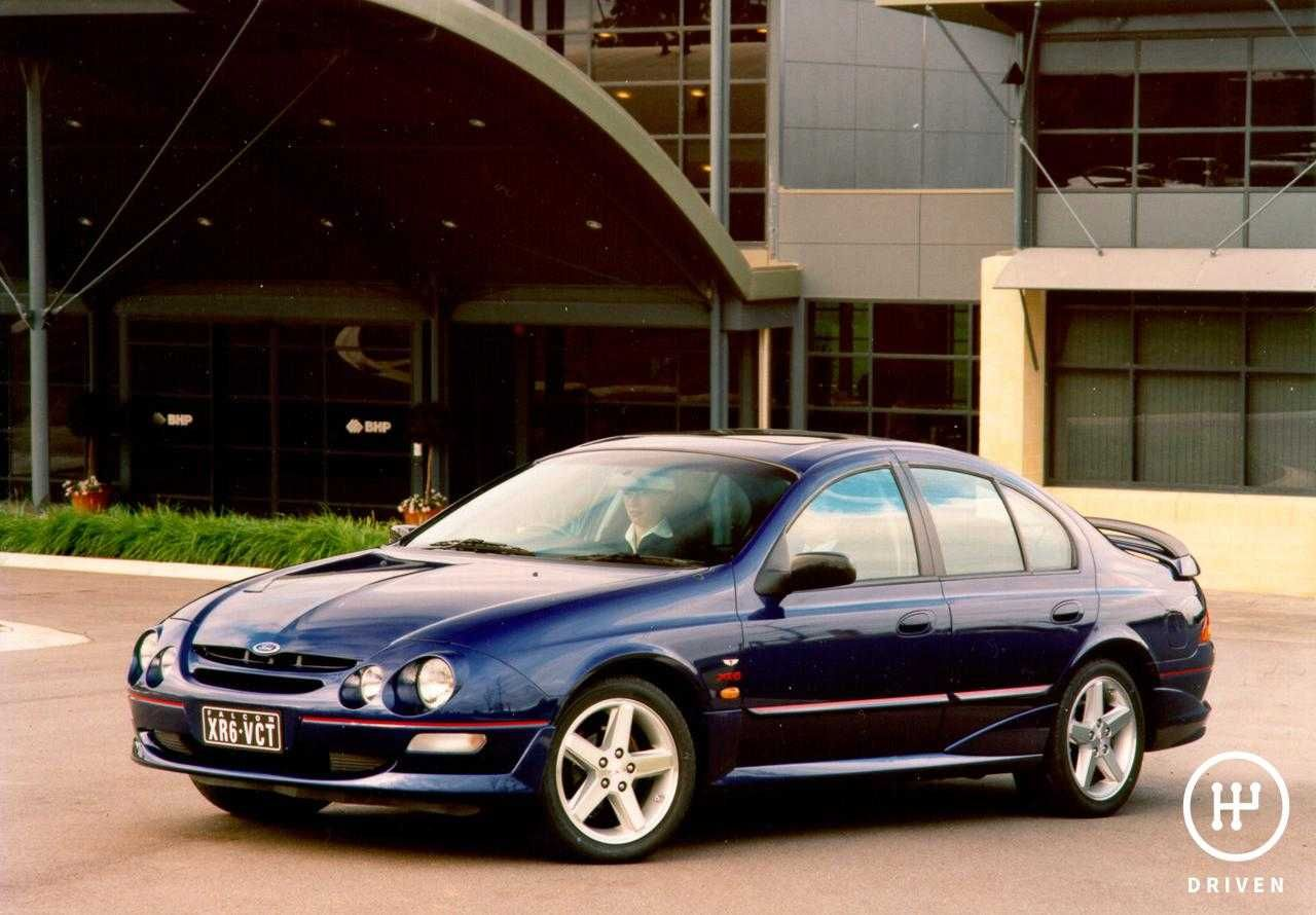 Ford 1998 Au Falcon Xr6 Vct Technical Features Pictures