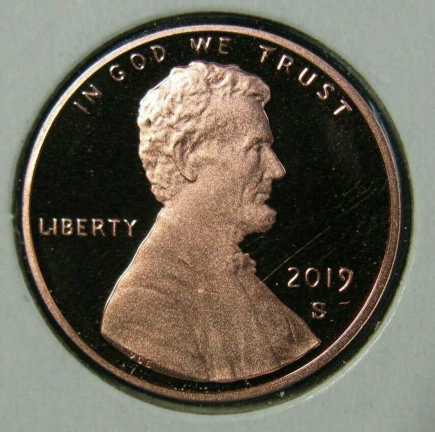 1994 S 1c Lincoln Memorial Cent Penny US Coin Choice Proof