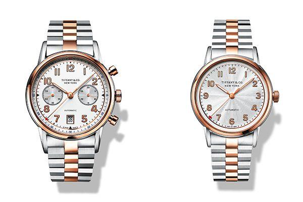 64ec182f7ef Tiffany & Co. Tiffany CT60® Bicolor | Mudworks Timepieces | Tiffany ...