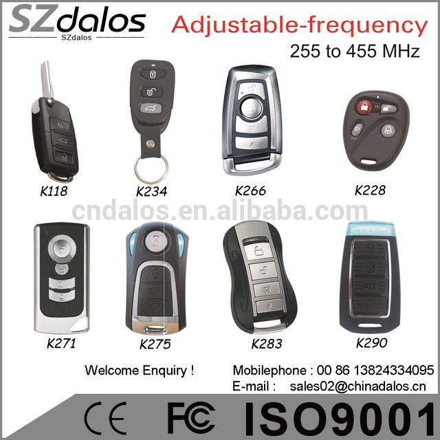 Source Rolling Code Remote Control Hcs300 Universal Garage Remotes Remote Rf Control On M Alibaba Com