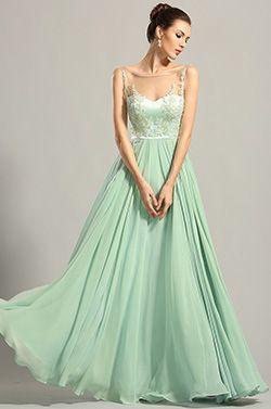 eDressit A Linie Ärmellos Gesticktes Mieder Abendkleid (00153804) #Abendkleider #Ballkleider #eDressit