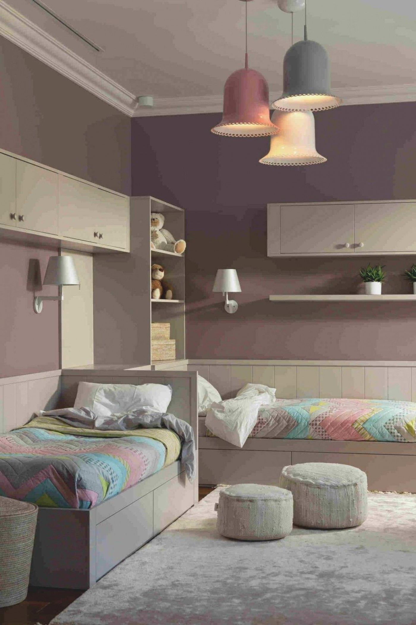 Schlafzimmer Ideen Grün Colorful kids room, Kids bedroom