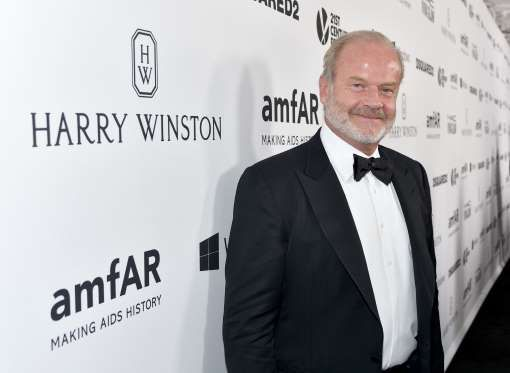 """Kelsey Grammer - Stefanie Keenan/Getty Images for Harry Winston - Went on to star in his own show """"Frasier"""", which was also a big hit."""