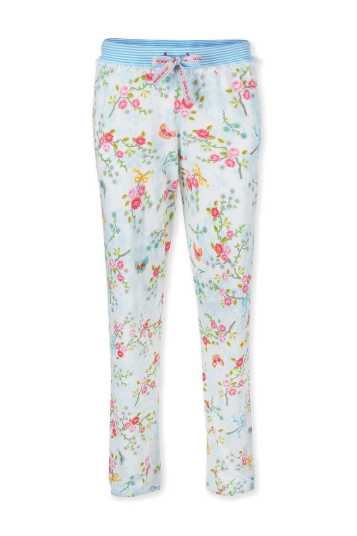 Pip Benthe Trousers White By Studio