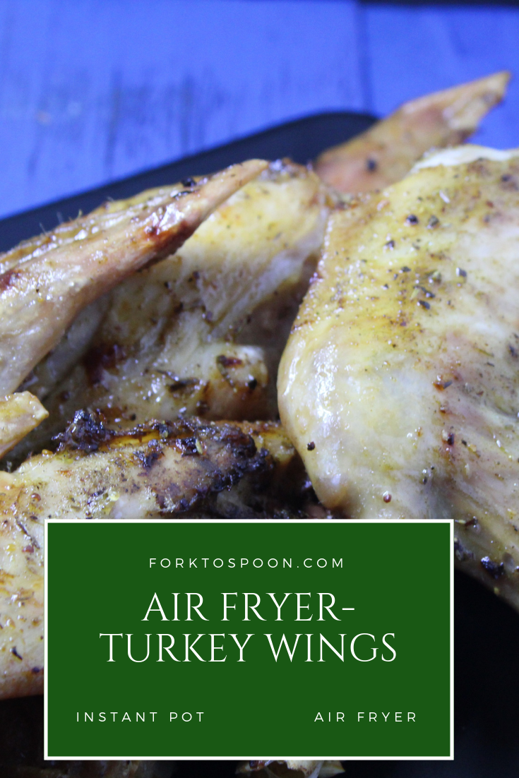 Air FryerAir FriedTurkey Wings Recipe Fried turkey