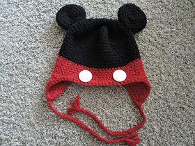 Mickey Mouse Mütze Pdf Ohne Bilder Pdf Mit Bildern Materialien