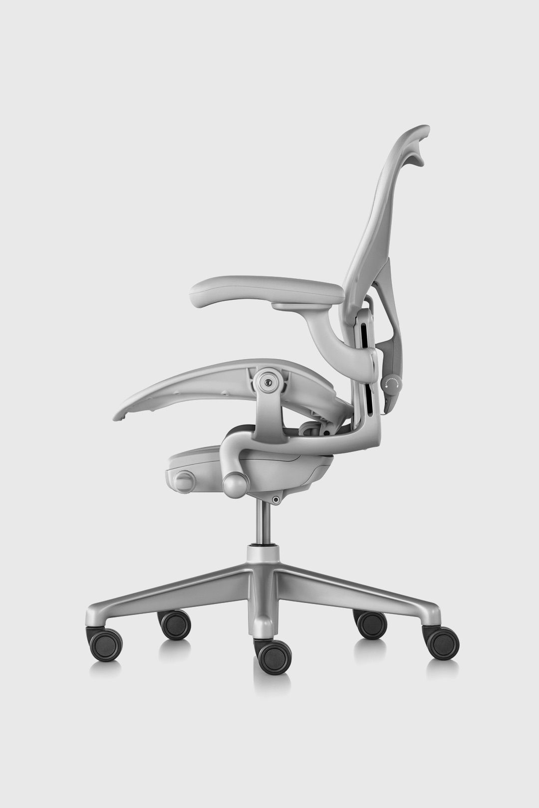 Famous For Supporting The Widest Range Of The Human Form, The Aeron Office  Chair Has