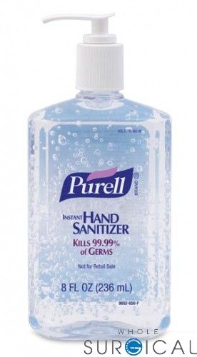 Gojo Industries 9652 12 Instant Hand Sanitizerump Bottle