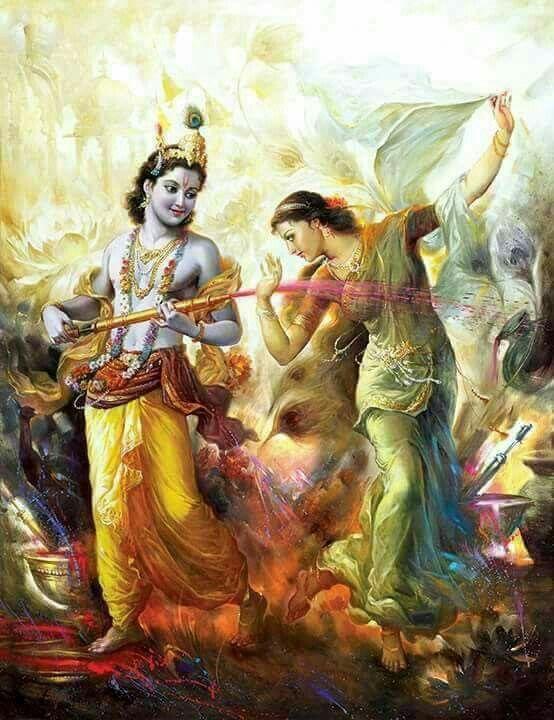 Krishna I Radharani Tancuyut Radha Krishna Art Krishna Radha