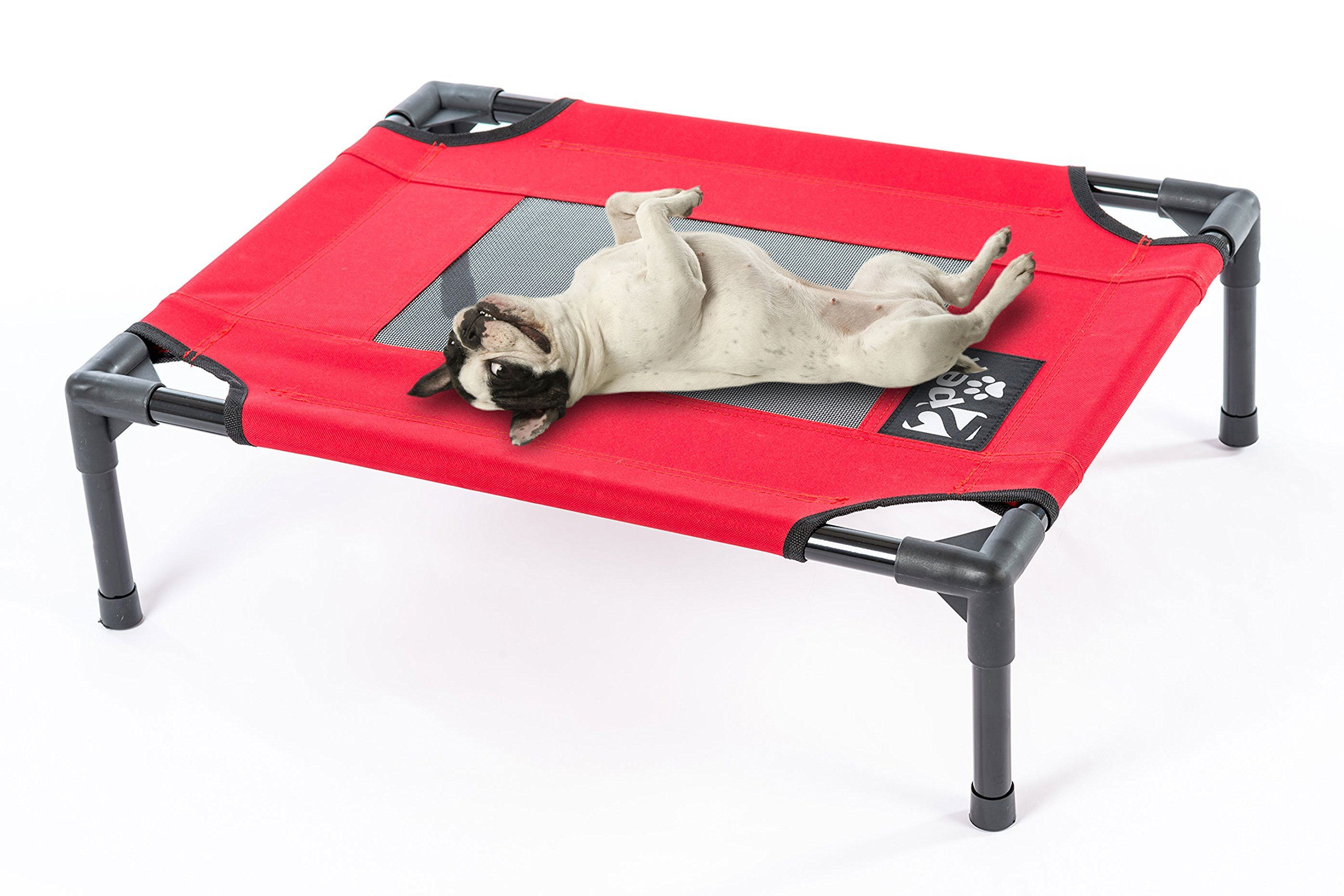 Elevated Pet Cot By 2pet Deluxe Cooling Elevated Dog Bed Dog Cot