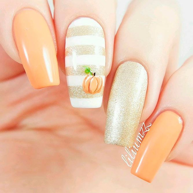 33 spooky halloween nail designs for more fun halloween nail these pumpkin nail decals are a fun way to show your halloween spirit can also be used as nail stencilsmited halloween nail decals in all solutioingenieria Choice Image