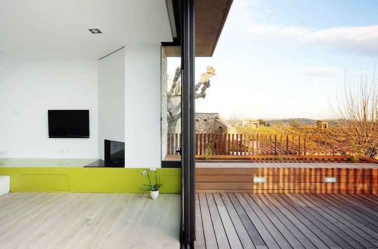 Portes patio coulissantes - avantages et inconvénients de différents - Avantage Inconvenient Maison Ossature Metallique