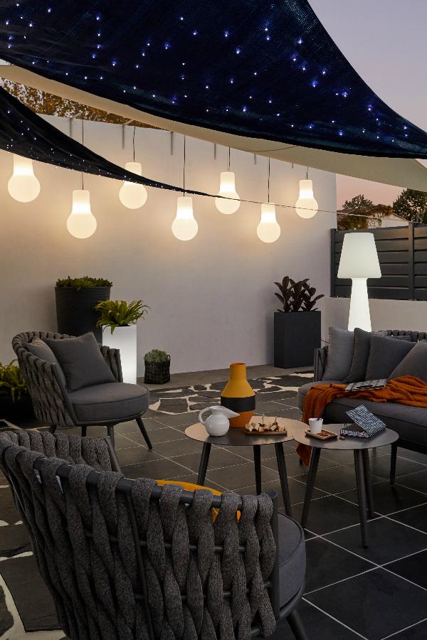 Transformer sa cour intérieure ou extérieure en une terrasse au ...