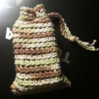 Cassiemarie's Crocheted Soap Saver - Free Pattern ...