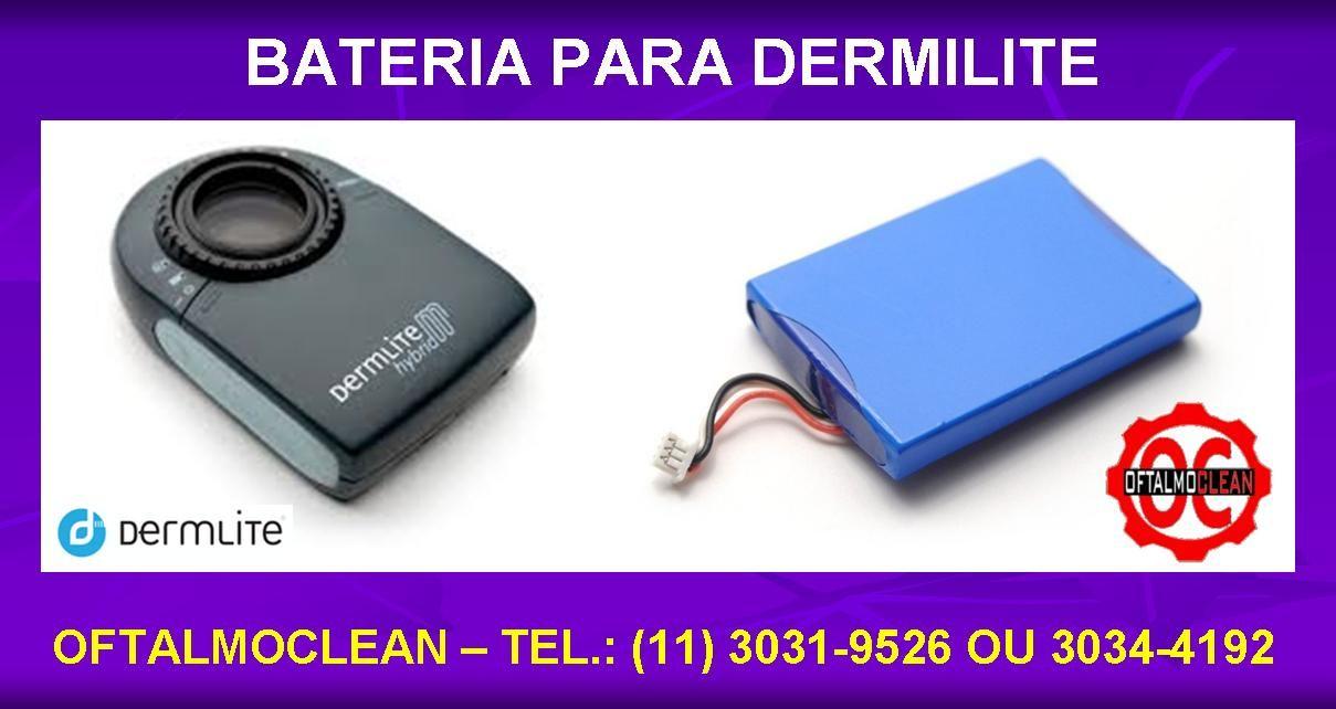 Bateria Recarregavel Para Dermilite Bateria De Lithium Para Dermatoscopios Dermlite Dl2 E Dermlite Dl3 E Dl3n 3 7 Vo Bateria Recarregavel Bateria Aparelho