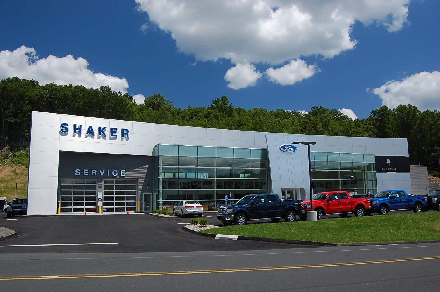 Shaker Family Ford Lincoln Watertown Connecticut Connecticut