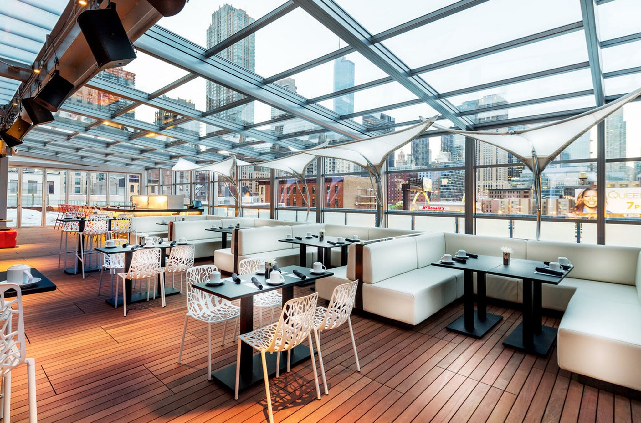 Godfrey Hotel : Chicago | Rooftop lounge, Rooftop bars ...