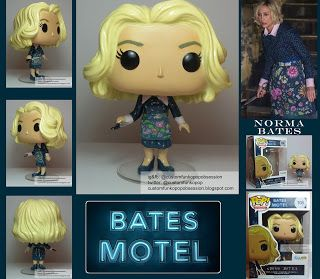 custom funko pop norma bates tv shows pinterest funko pop