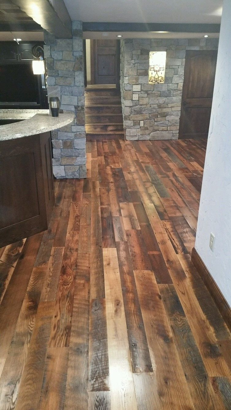 Antique Oak Reclaimed Wood Flooring