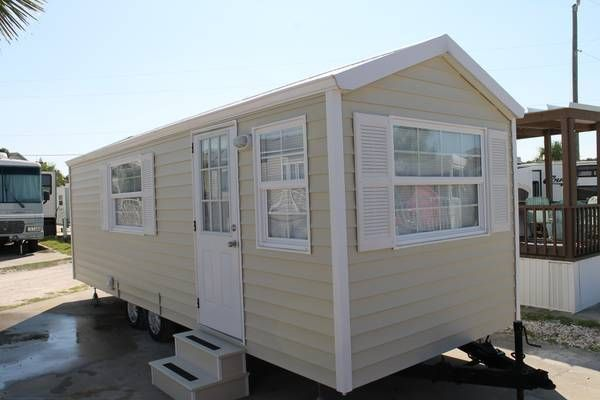Park Model Tiny House For Sale In Florida