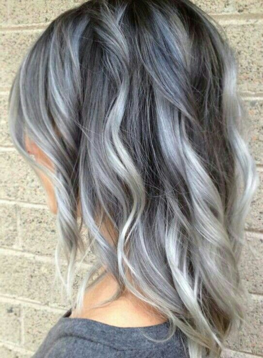 30 Looks That Prove Balayage Hair Is For You Hair Coloring Gray