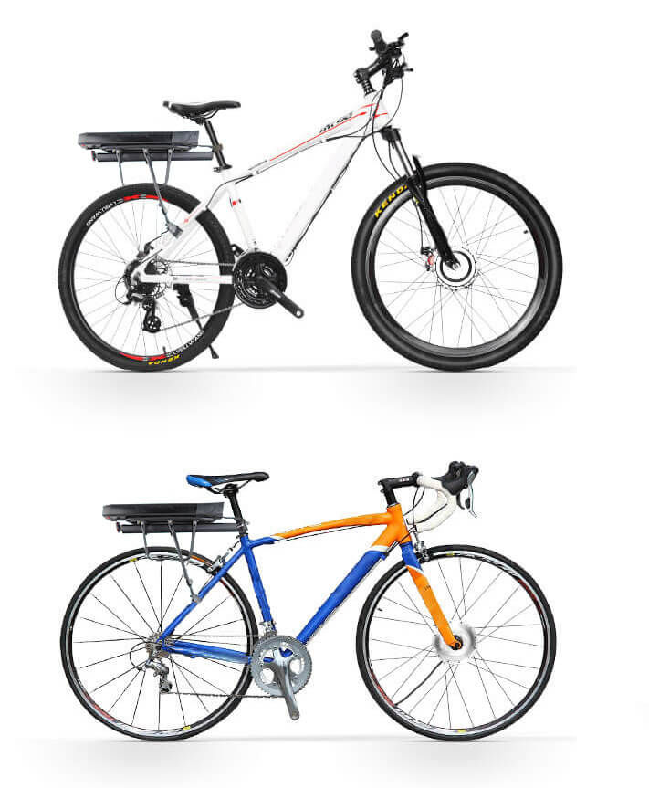 Eekit R Electric Bike Conversion Kit Front Wheel With Rear Battery In 2020 Electric Bike Conversion Electric Bike Best Electric Bikes