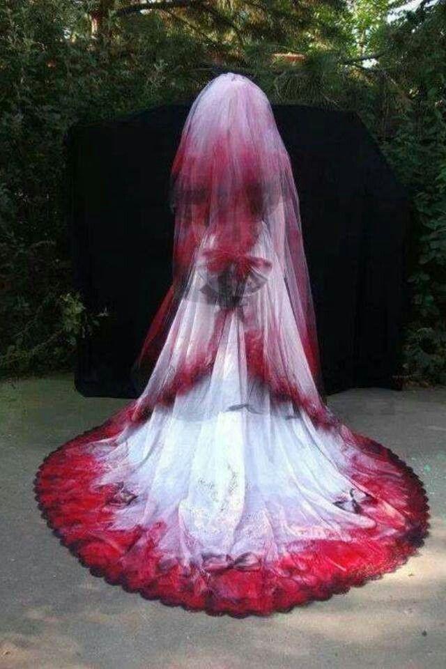 black short gothic wedding dress - Google Search | Biker Wedding ...