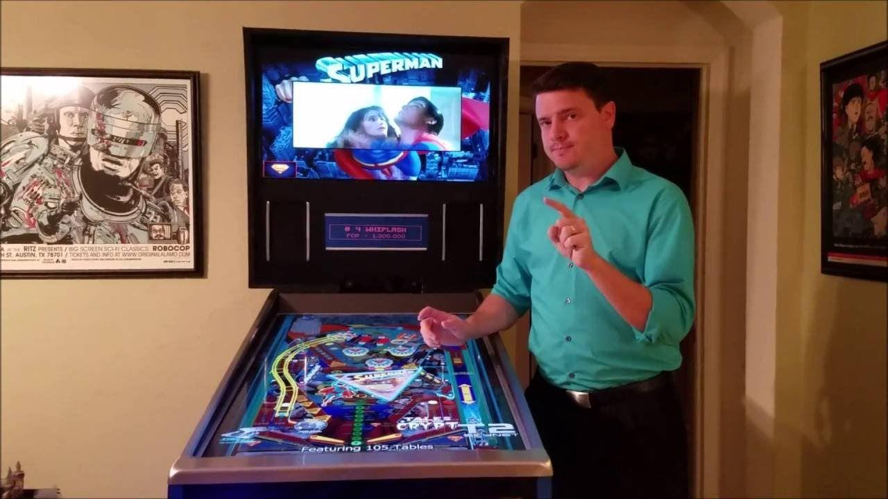 Shaun's Virtual Pinball Cabinet Build | DIY Skills & Project ideas