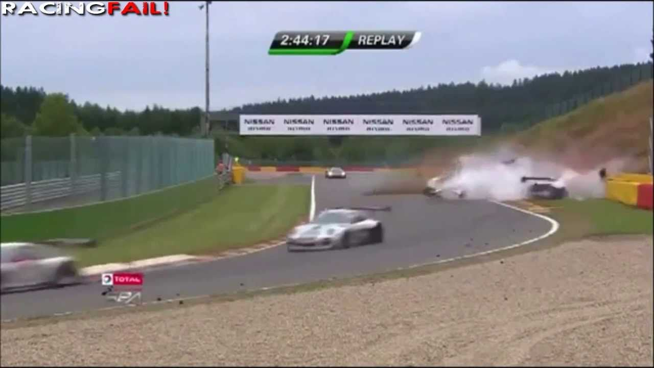 Best Racing Crashes July Week 4 Visit Our channel at: http://youtube.com/racingfail