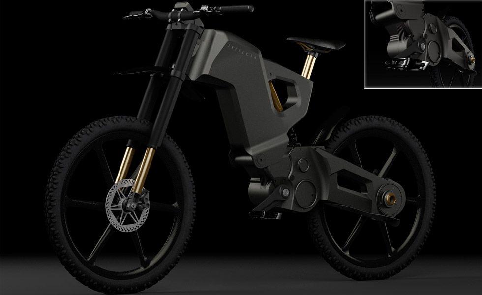 Trefecta Drt A Unique Military Grade Electric Bike