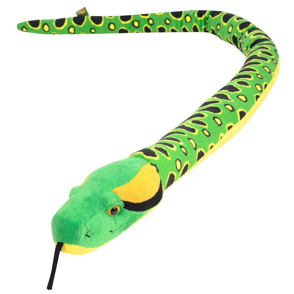 Toys R Us Plush 50 Inch Anaconda Snake Yellow And Green Green Toys Anaconda Snake Toys R Us [ 1000 x 1000 Pixel ]