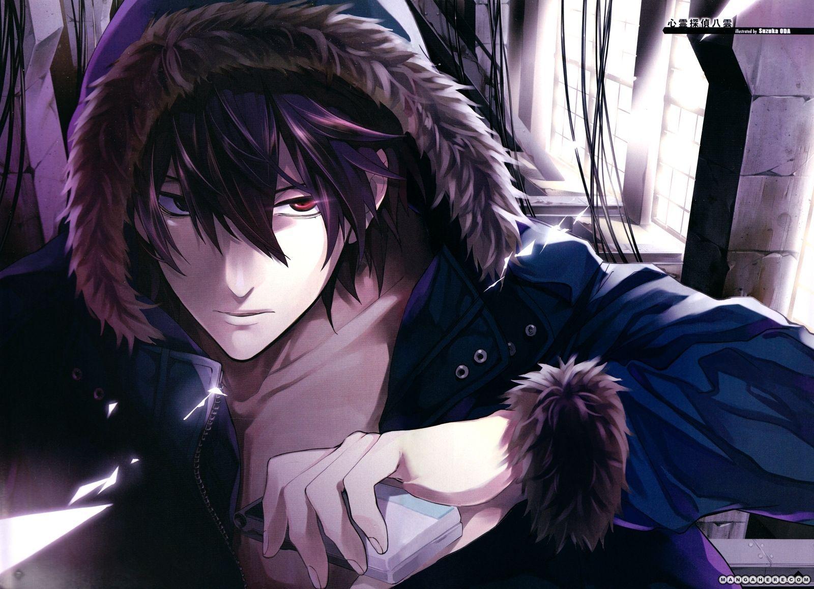 Shinrei Tantei Yakumo 6 Read Shinrei Tantei Yakumo Chapter 6 Online Cool Anime Guys Anime Shinrei Tantei Yakumo