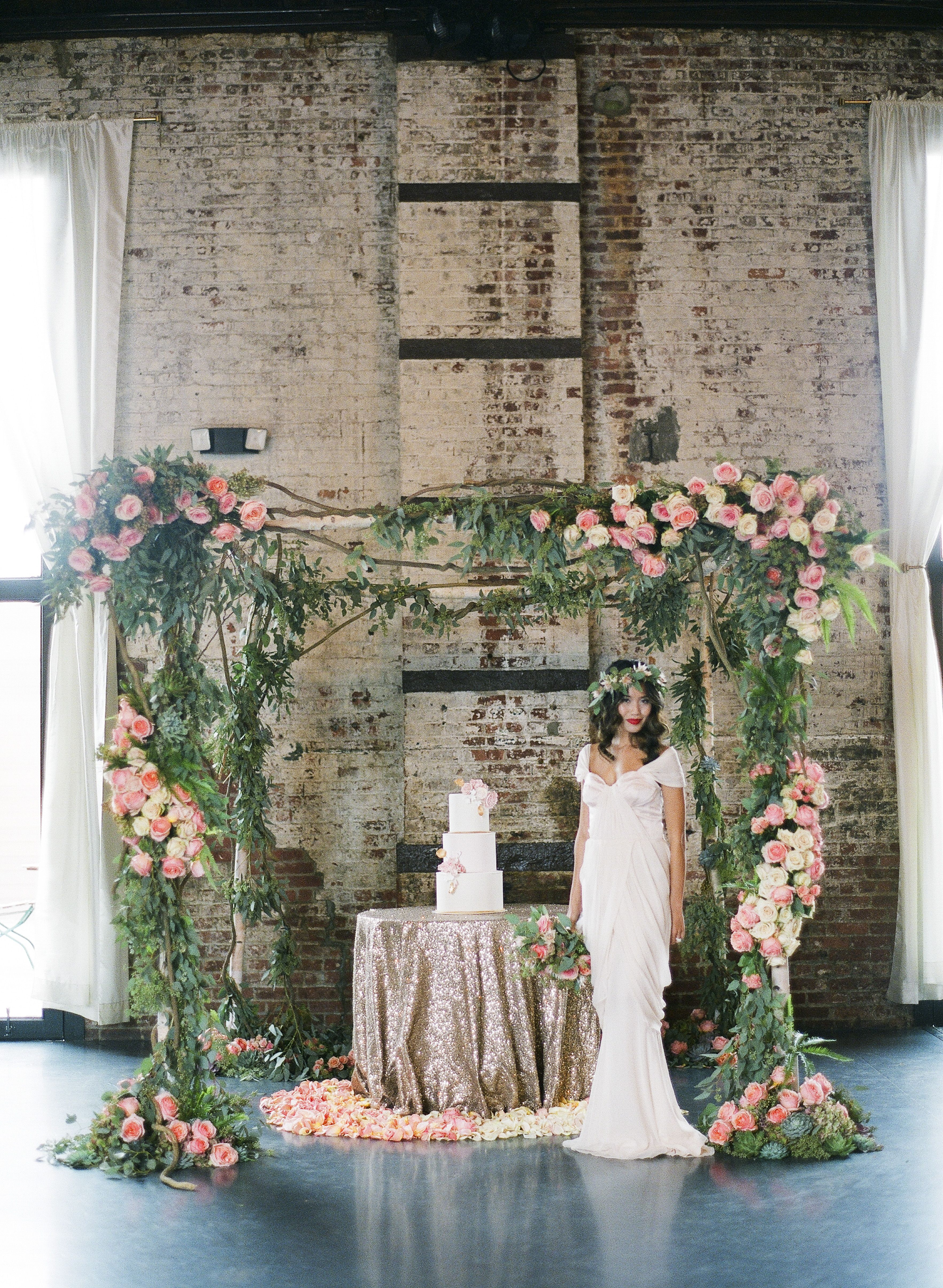 White Birch Chuppah Rental Twoofakindrentals In Brooklyn New