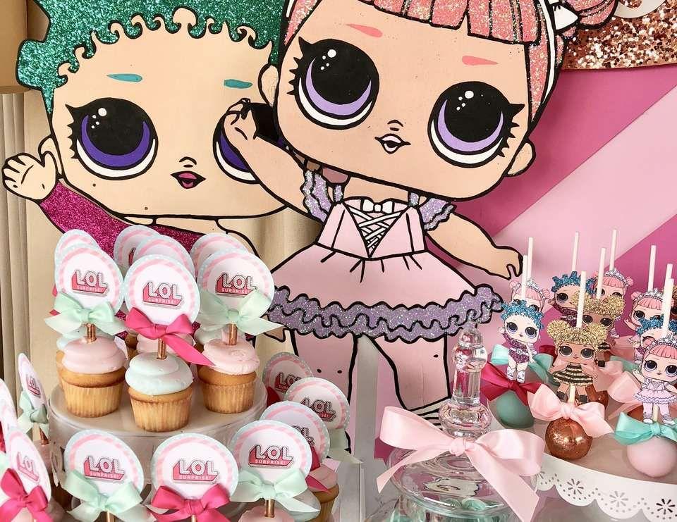 Lol Surprise Doll Birthday