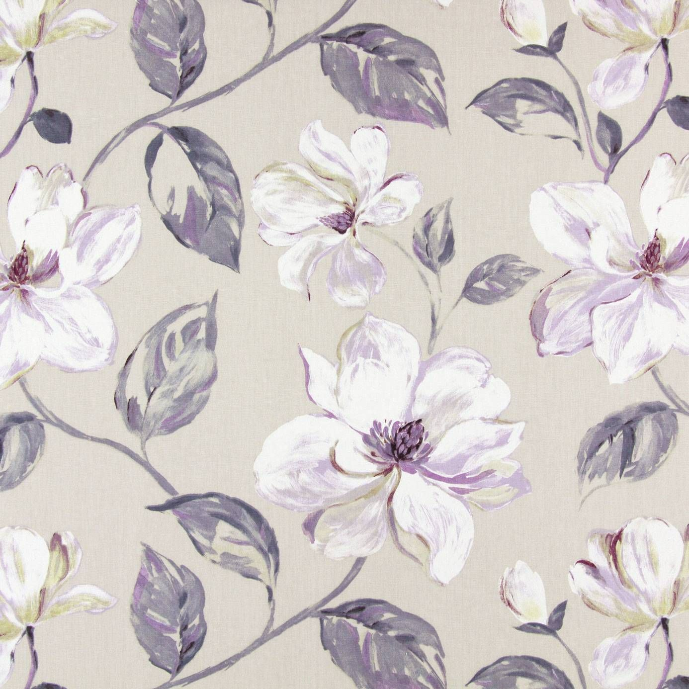 Siricusa Fabric Lavender 5962 X2f 805 Prestigious Textiles Living Fabrics Collection Watercolor Floral Print Floral Printables Floral Prints Pattern
