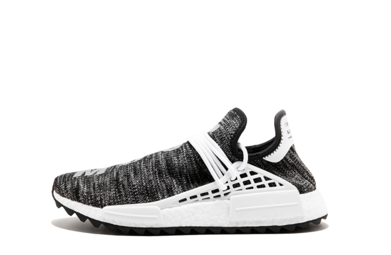 9c784f14fed70 Adidas Pharrell Williams Replica NMD Hu Trail Oreo AC7359 (1)