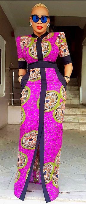 The Most Popular African Clothing Styles for Women in 2018