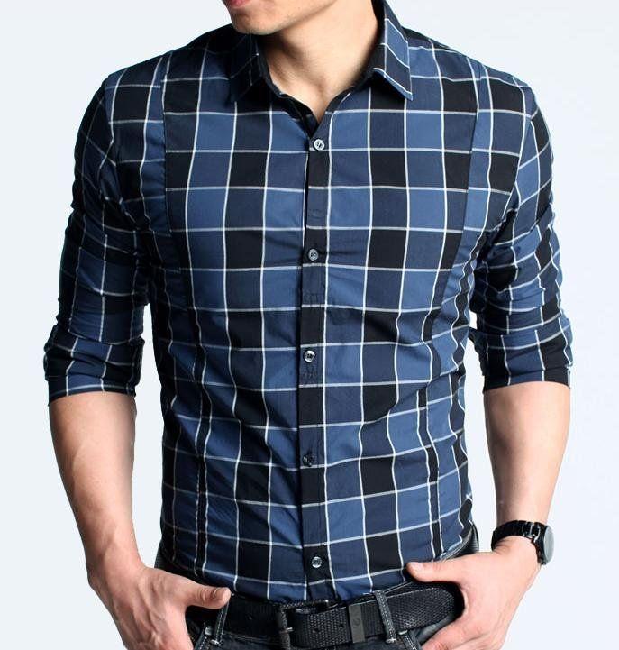 Es una camisa de cuartos. Esta camisa es azul. Puedes comprar camisas de cuartos en muchos colores. En mi opinión, el rojo es mejor que el azul.