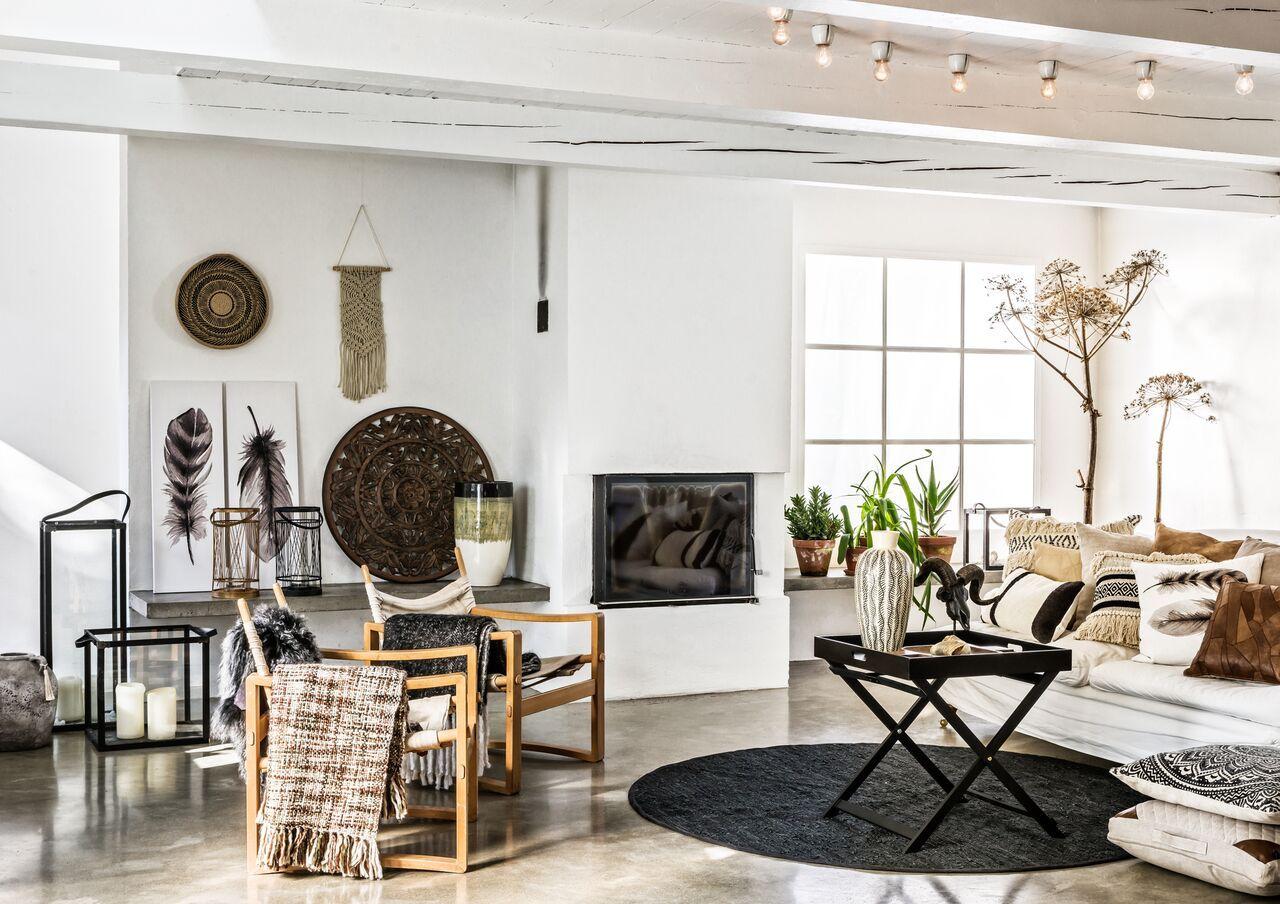 Warme moderne inrichting interieur inspiratie purewood ideeen