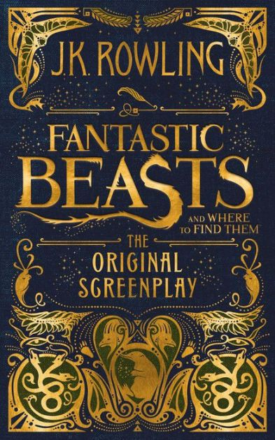J K Rowling S Screenwriting Debut Is Captured In This Exciting