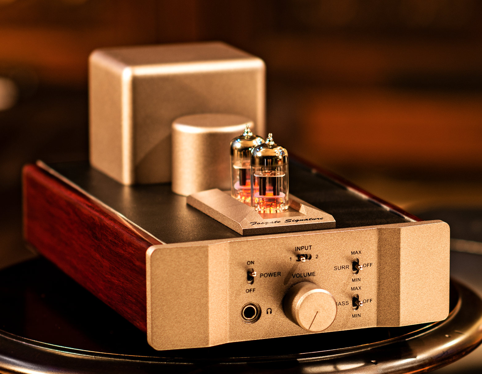 The Fosgate Signature Tube Headphone Amplifier Can Drive All Of Lifier Circuit Schematic Todays Best Headphones It Features Fosgates Unique And Patented Designs