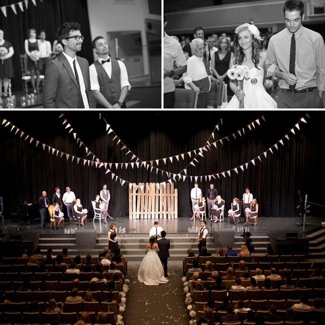 A Sweet Handmade Church Wedding For 3K: Sara + Steve