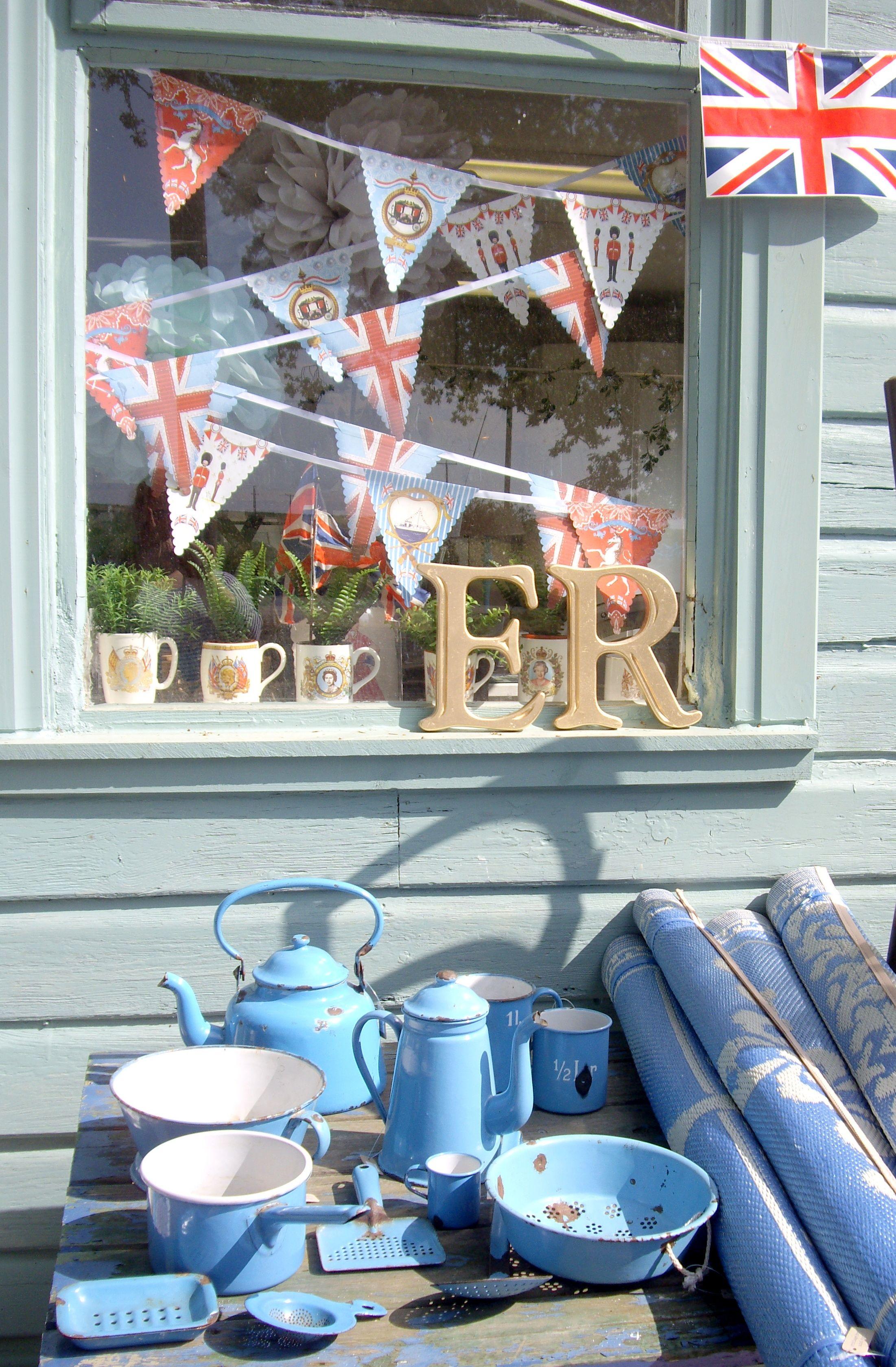 Jubilee shop front
