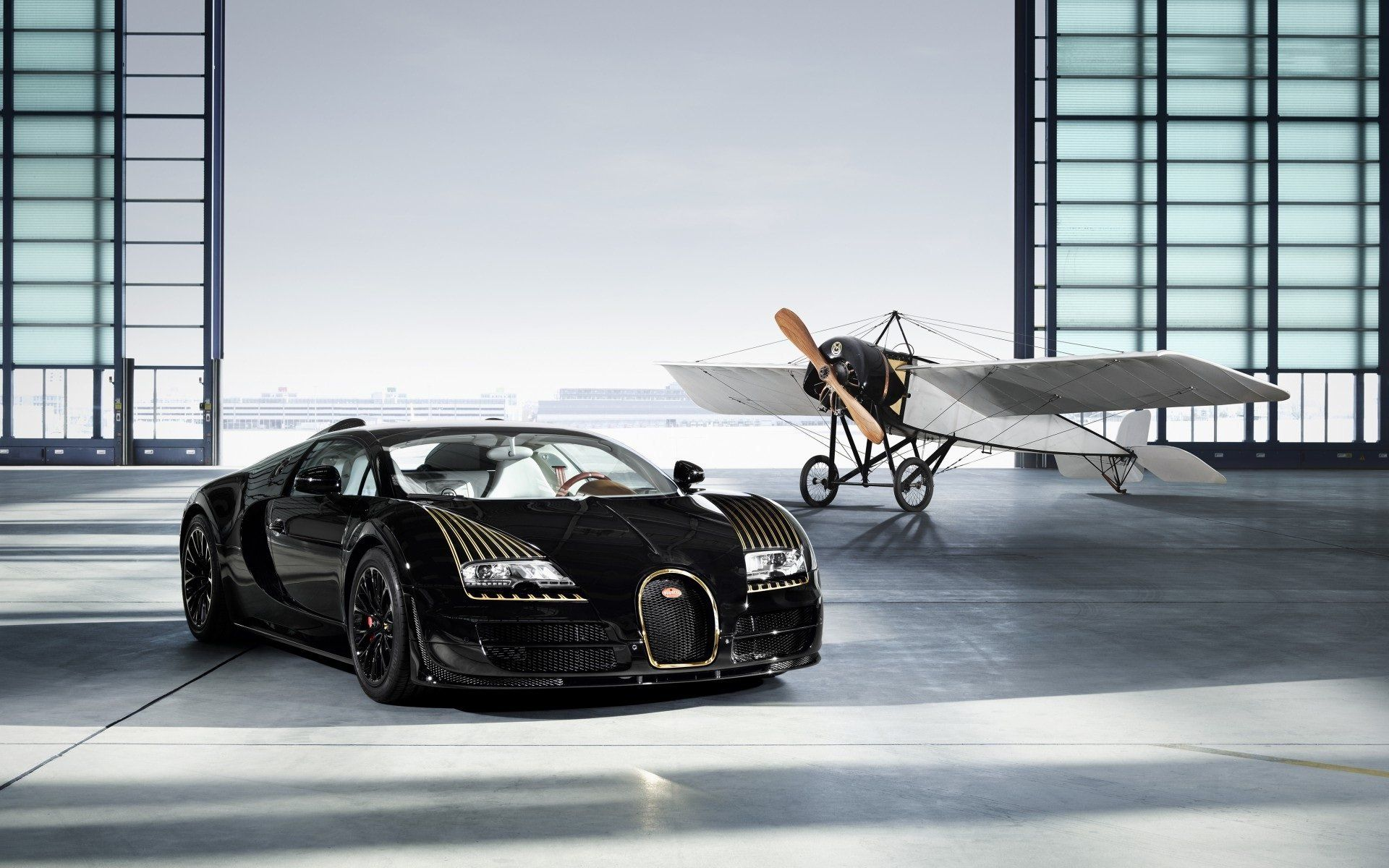 Bugatti Veyron Black Most Awesome Car Wallpaper Bugatti Veyron